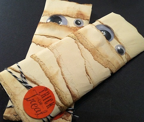 Mummy Wrapped Bars