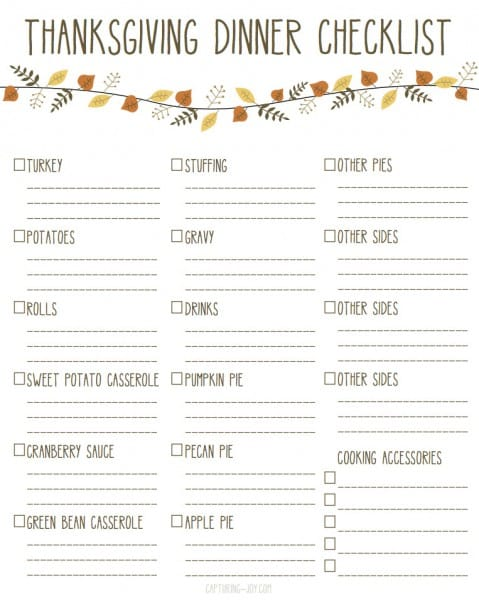 Thanksgiving-Dinner-Checklist-Printable