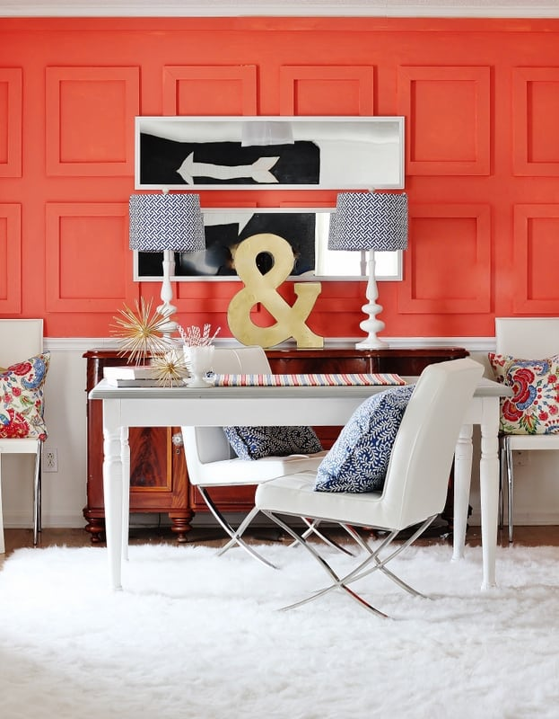 How to Build a Raised Paneled Wall
