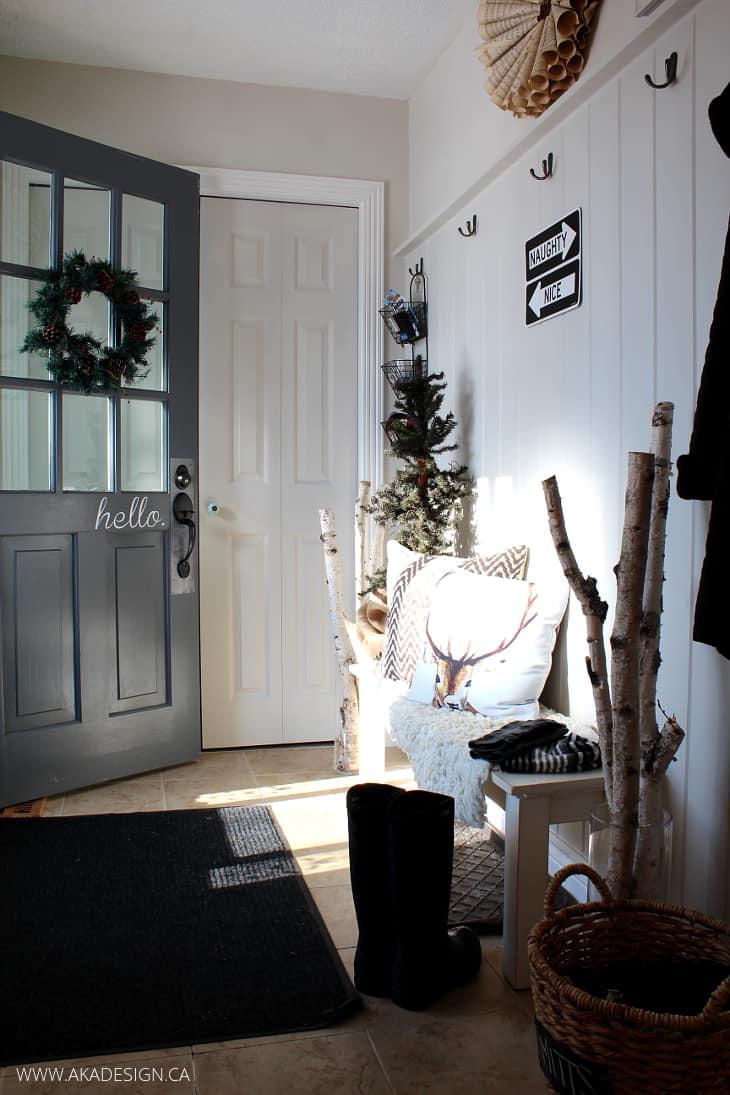 Woodland Foyer