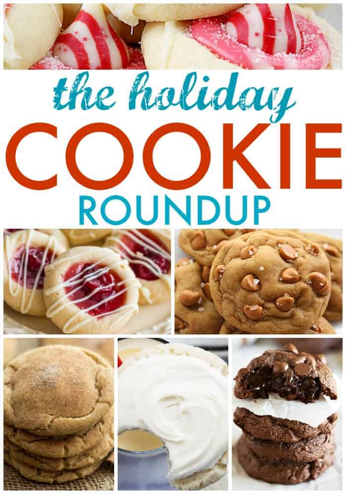 The Holiday Cookie Roundup!