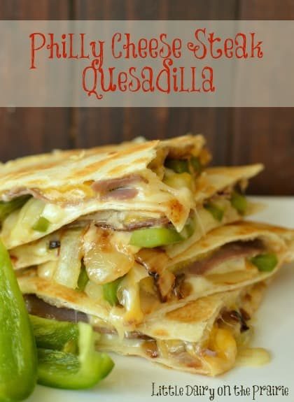 Philly-Cheese-Steak-Quesadillas