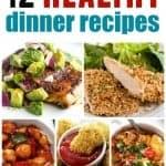 Healthy Dinner Roundup