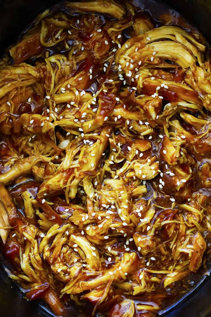 Slow Cooker Honey Teriyaki Chicken The Recipe Critic
