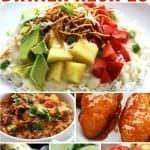 38 Easy Slow Cooker Dinner Recipes