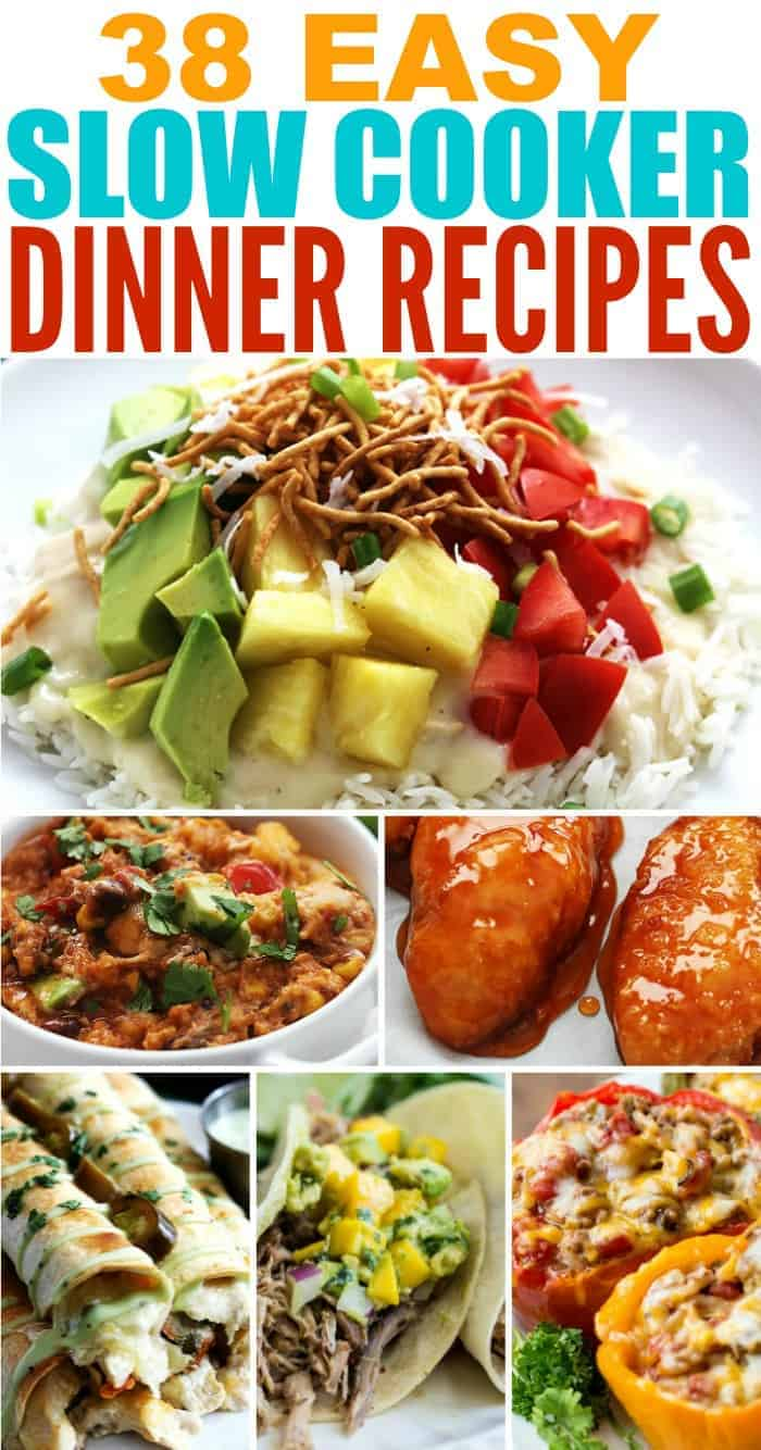 38 easy slow cooker dinner recipes the recipe critic 38 slow cooker dinner recipes forumfinder Image collections