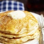 The Best Buttermilk Pancakes