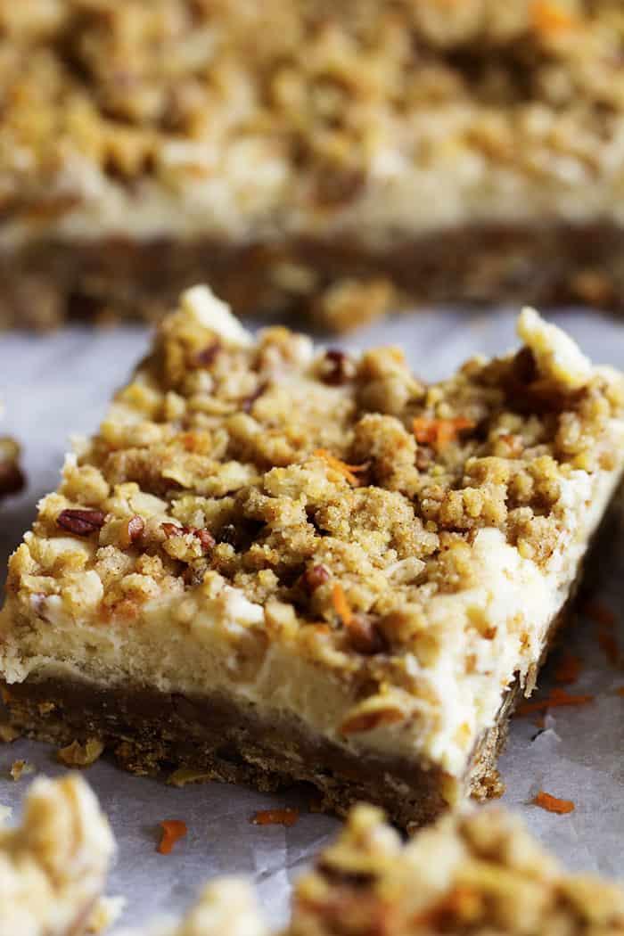 Recipe For Carrot Cake Cheesecake Cake