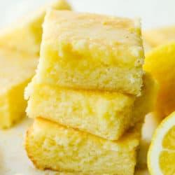 Brownies De Limão Esmaltado | The Recipe Critic 3