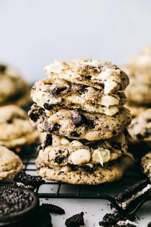 White Chocolate Oreo Cookies The Recipe Critic