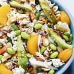Asian Edamame Ramen Salad