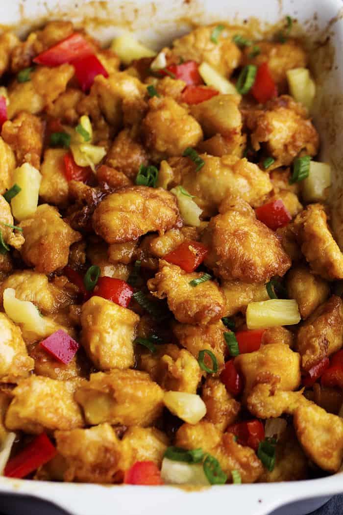 Baked Sweet Hawaiian Chicken The Recipe Critic