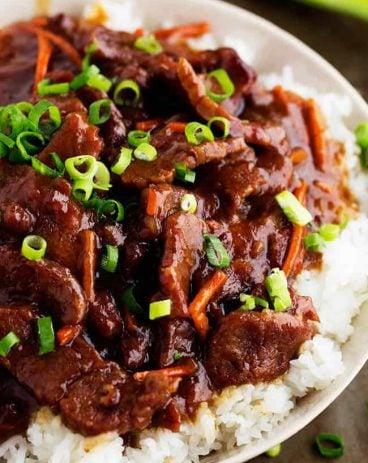 slow cooker mongolian beef 3now-trending