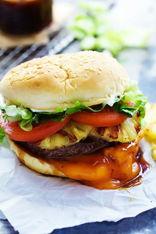 Red Robin Bonzai Burger