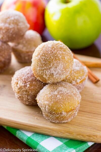 Baked-Apple-Cider-Donut-Holes-4