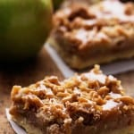 Dutch Caramel Apple Pie Bars