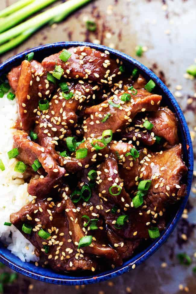 Crockpot Steak Recipes