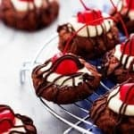Chocolate Cherry Delight Cookies + $500 Giveaway