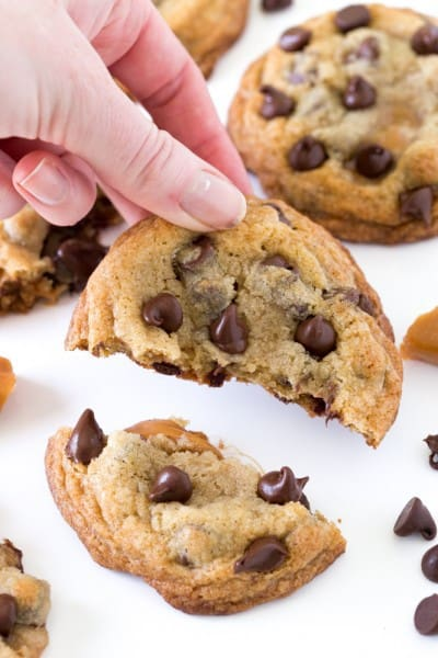 Soft-and-Chewy-Caramel-Stuffed-Chocolate-Chip-Cookies