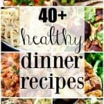 Healthy Dinner Recipe Roundup