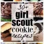 Girl Scout Recipe Roundup