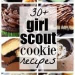 Girl Scout Recipe Roundup
