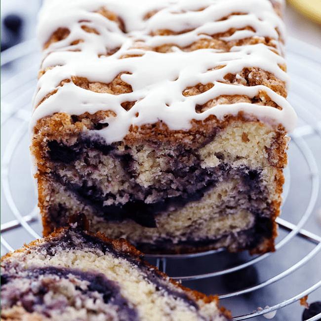 how to make lemon glaze for muffins