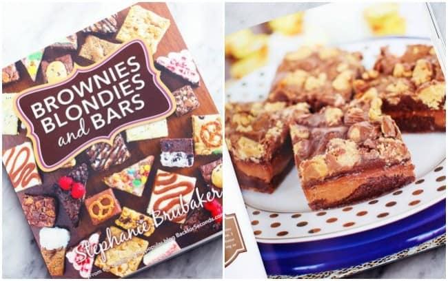 Brownies Blondies and Bars cookbook.