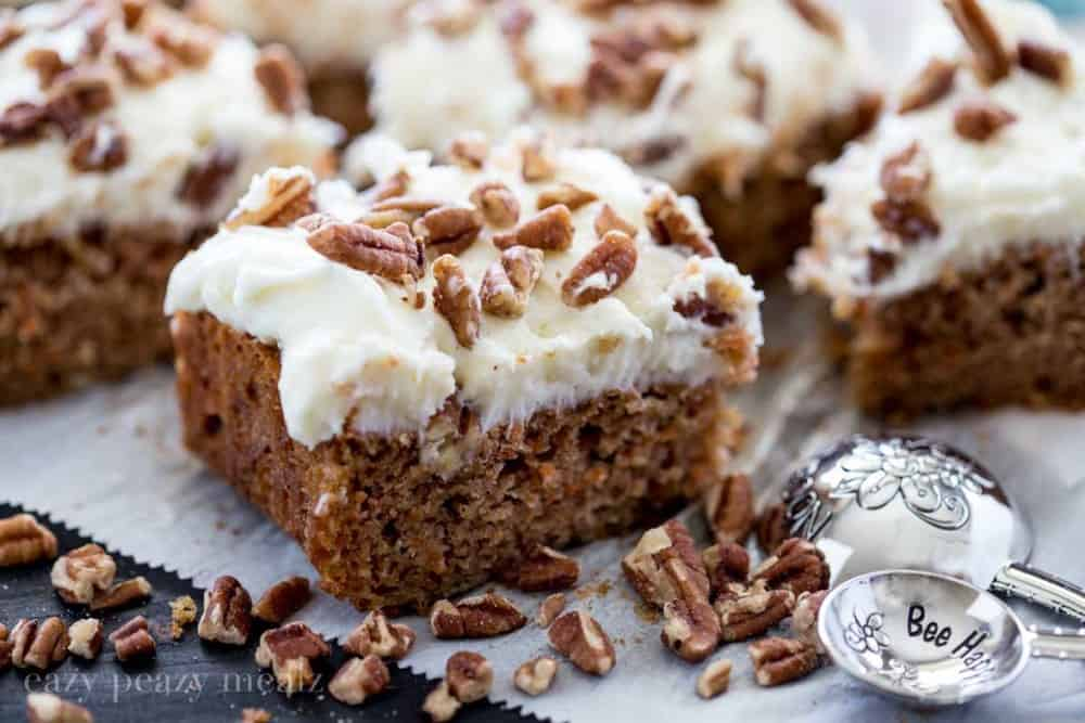 Carrot Coffee Cake The Recipe Critic