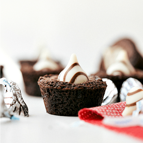 Candy Stuffed Brownie Bites Recipes — Dishmaps
