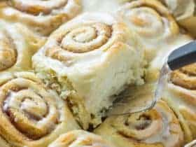 Quick Cinnamon Buns (19 of 23)