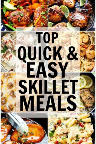 Top Quick and Easy Skillet Meals