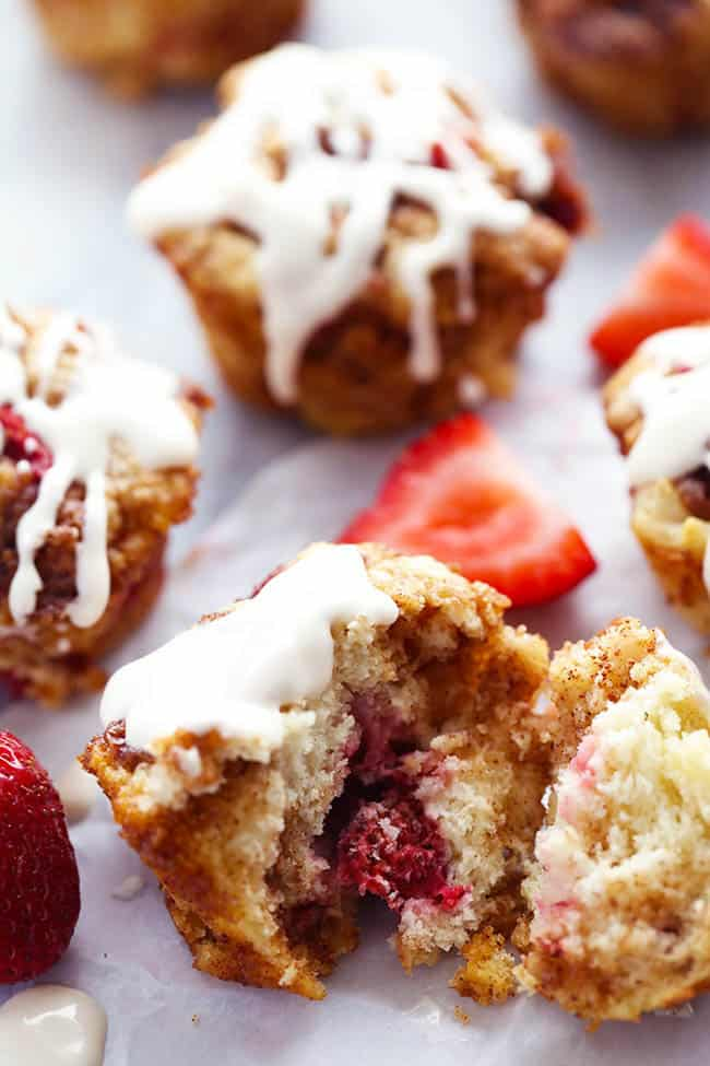 strawberrycinnamonmuffins