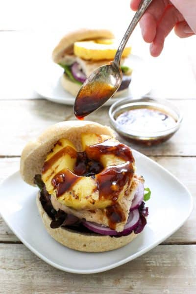 Grilled-Hawaiian-Chicken-Sandwich-Recipe