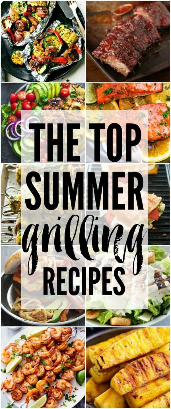 SUMMERGRILLINGRECIPES