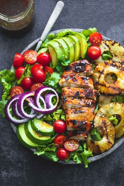 grilled-teriyaki-chicken-salad-101