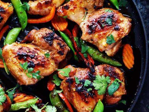 Thai Barbecue Chicken The Recipe Critic