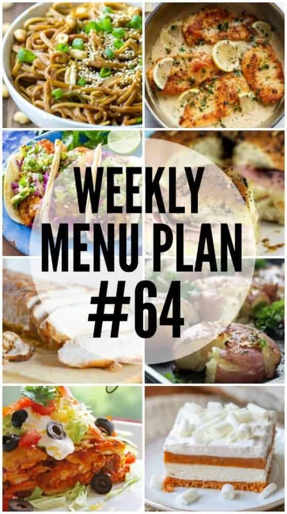 weeklymenuplan64