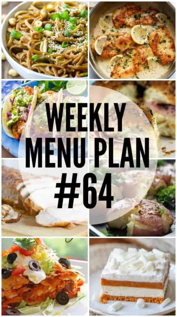 weeklymenuplan64
