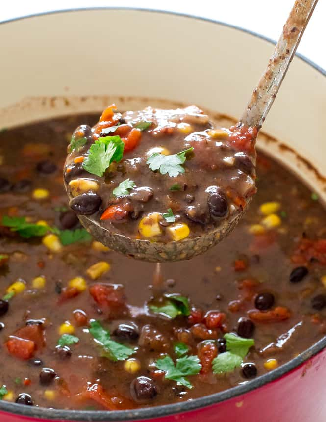 20 Minute Black Bean Soup The Recipe Critic Watermelon Wallpaper Rainbow Find Free HD for Desktop [freshlhys.tk]