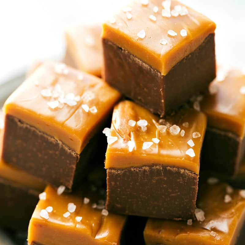 how to make fudge with condensed milk and chocolate