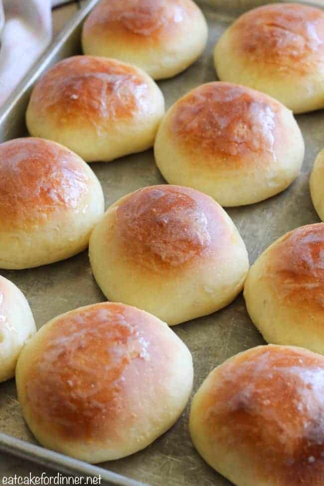 Perfect Soft and Buttery Rolls