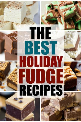 The Best Holiday Fudge Recipes