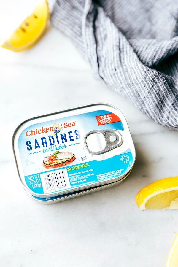 Sardines in a can.