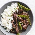 Honey Sesame Beef