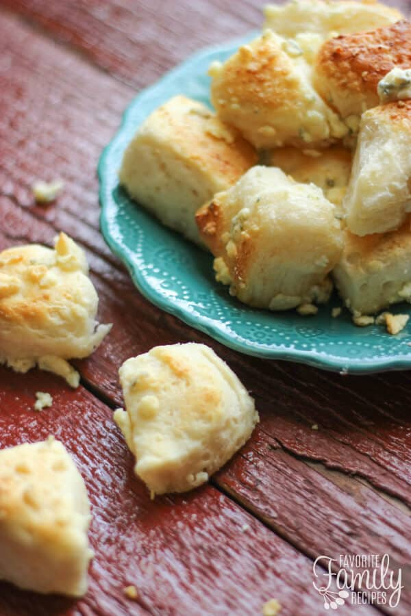 Blue Cheese Bombs