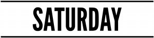 Saturday-300x75