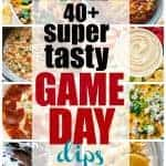 Super Tasty Game Day Dips