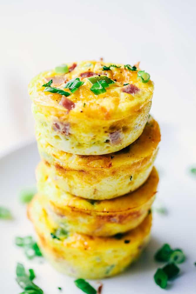 Denver Omelet Breakfast Muffins 4