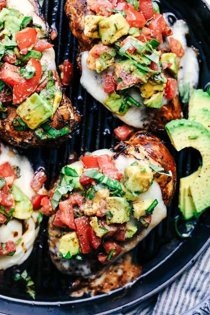 Keto Avocado Recipes